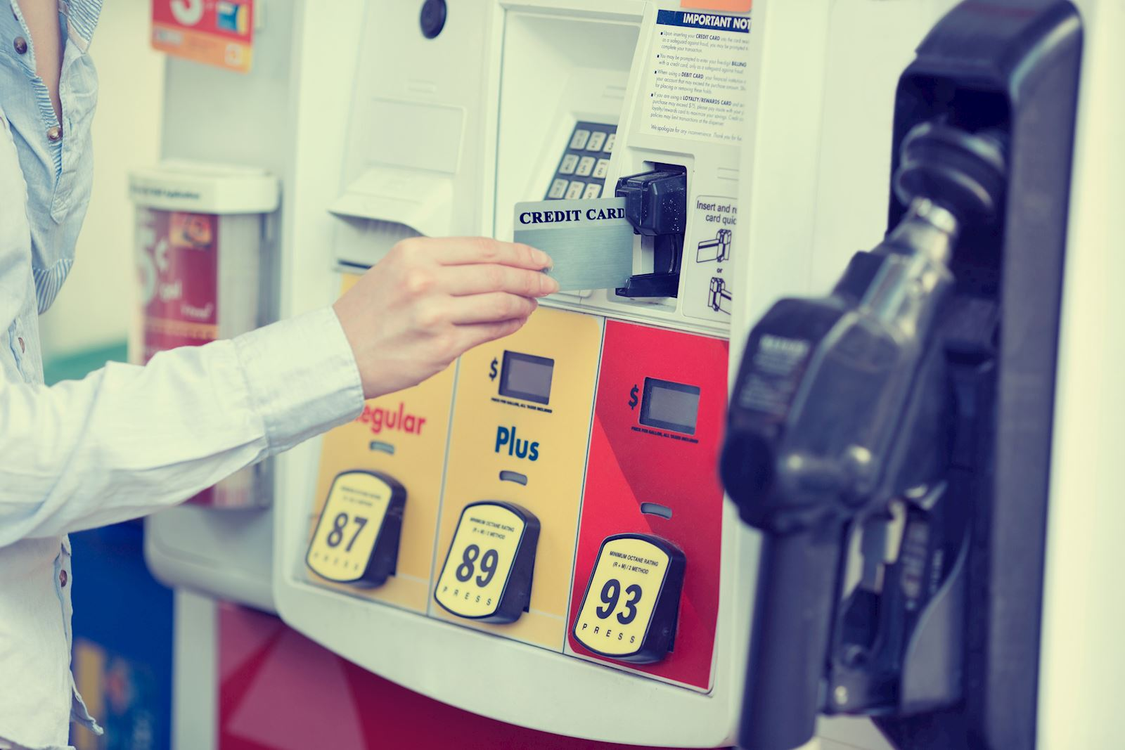 Retail Motor Fuel Dispensing Systems